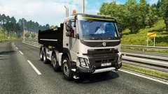 Volvo FMX Meiller Kipper