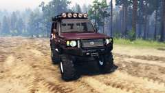 Toyota Land Cruiser 70 (J76) v2.0 for Spin Tires
