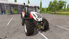Steyr Terrus 6300 CVT v1.4 for Farming Simulator 2017
