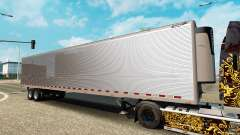 A collection of trailers USA