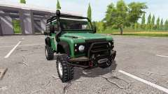 Land Rover Defender 90 for Farming Simulator 2017