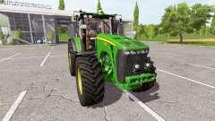 John Deere 8530 v3.0 for Farming Simulator 2017