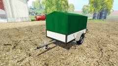 Service car trailer v1.7