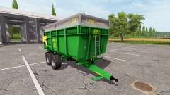 ZDT Mega 20 for Farming Simulator 2017