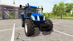 New Holland T5050 for Farming Simulator 2017