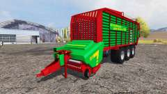 Strautmann Giga-Trailer II DO v2.0 for Farming Simulator 2013