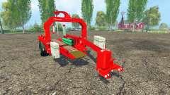 Kverneland 998 for Farming Simulator 2015