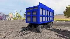 Fratelli Randazzo tipper trailer for Farming Simulator 2013
