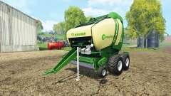 Krone Comprima V180 XC for Farming Simulator 2015