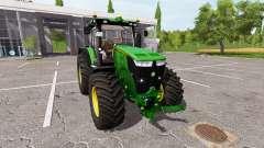 John Deere 7280R for Farming Simulator 2017