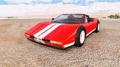 Civetta Bolide cabrio v2.0 for BeamNG Drive