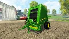 John Deere 864 Premium v3.0 for Farming Simulator 2015