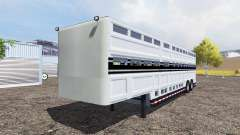 Livestock trailer v2.0 for Farming Simulator 2013