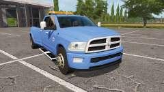 Dodge Ram 3500 v1.2 for Farming Simulator 2017