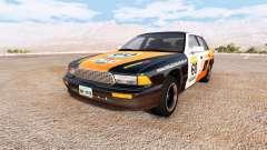 Gavril Grand Marshall racing custom v0.6.6 for BeamNG Drive
