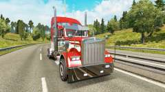 Kenworth W900 v2.0 for Euro Truck Simulator 2