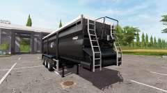 Krampe Bandit SB 30-60 for Farming Simulator 2017