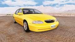 Ibishu Pessima turbo diesel v0.5 for BeamNG Drive