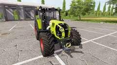 CLAAS Arion 640 for Farming Simulator 2017
