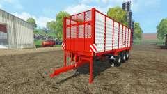 ANNABURGER HTS 29.06 v1.1 for Farming Simulator 2015