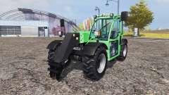 Deutz-Fahr Agrovector 35.7