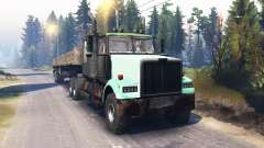 Western Star 4900 v2.0 for Spin Tires
