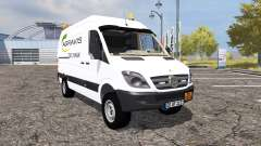 Mercedes-Benz Sprinter 311 CDI (Br.906) Agravis for Farming Simulator 2013