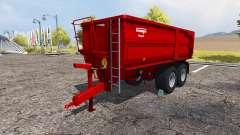 Krampe Big Body 650 v1.1 for Farming Simulator 2013