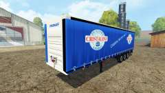 Fruehauf Cristaline for Farming Simulator 2015