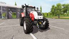 Steyr 6180 CVT for Farming Simulator 2017