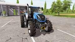 New Holland T7.290 for Farming Simulator 2017