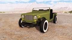 Ibishu Hopper ratrod v1.0a for BeamNG Drive