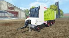CLAAS Cargos 9600 v2.1 for Farming Simulator 2015