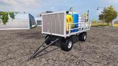 Service trailer v2.0