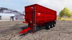 Krampe Big Body 900 multifruits v4.1 for Farming Simulator 2013