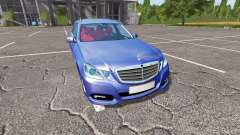 Mercedes-Benz E350 Estate (S212) for Farming Simulator 2017