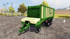 Krone ZX 450 GD terratrac for Farming Simulator 2013