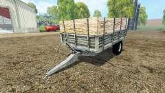 Tractor trailer for Farming Simulator 2015