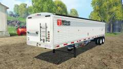 Wilson tender trailer for Farming Simulator 2015