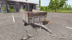 Tipper trailer for Farming Simulator 2017