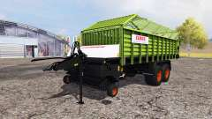 CLAAS Quantum 3800 K for Farming Simulator 2013