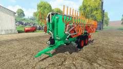 Aguas-Tenias CAT20 for Farming Simulator 2015