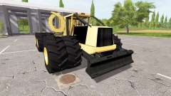 Tigercat 635E reworked for Farming Simulator 2017
