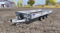 Ifor Williams TB for Farming Simulator 2013