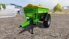 Amazone ZG-B 8200 Ultra Hydro for Farming Simulator 2013