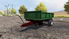 Tractor trailer for Farming Simulator 2013