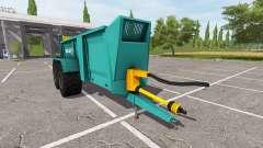 Rolland Roll Twin 205 for Farming Simulator 2017