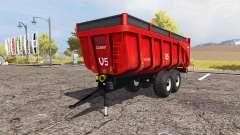Gilibert 1800 PRO v5.0 for Farming Simulator 2013