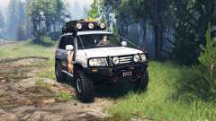 Toyota Land Cruiser 105 v4.0 for Spin Tires