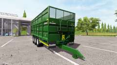 Broughan 22F for Farming Simulator 2017